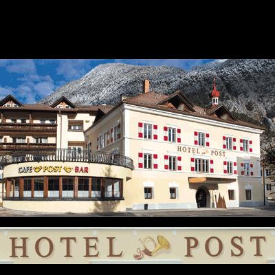 HOTEL POST THEATERMENÜ
