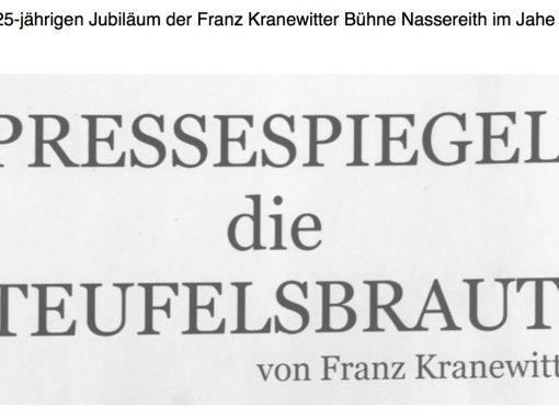 Nostalgie | Presseberichte 2001