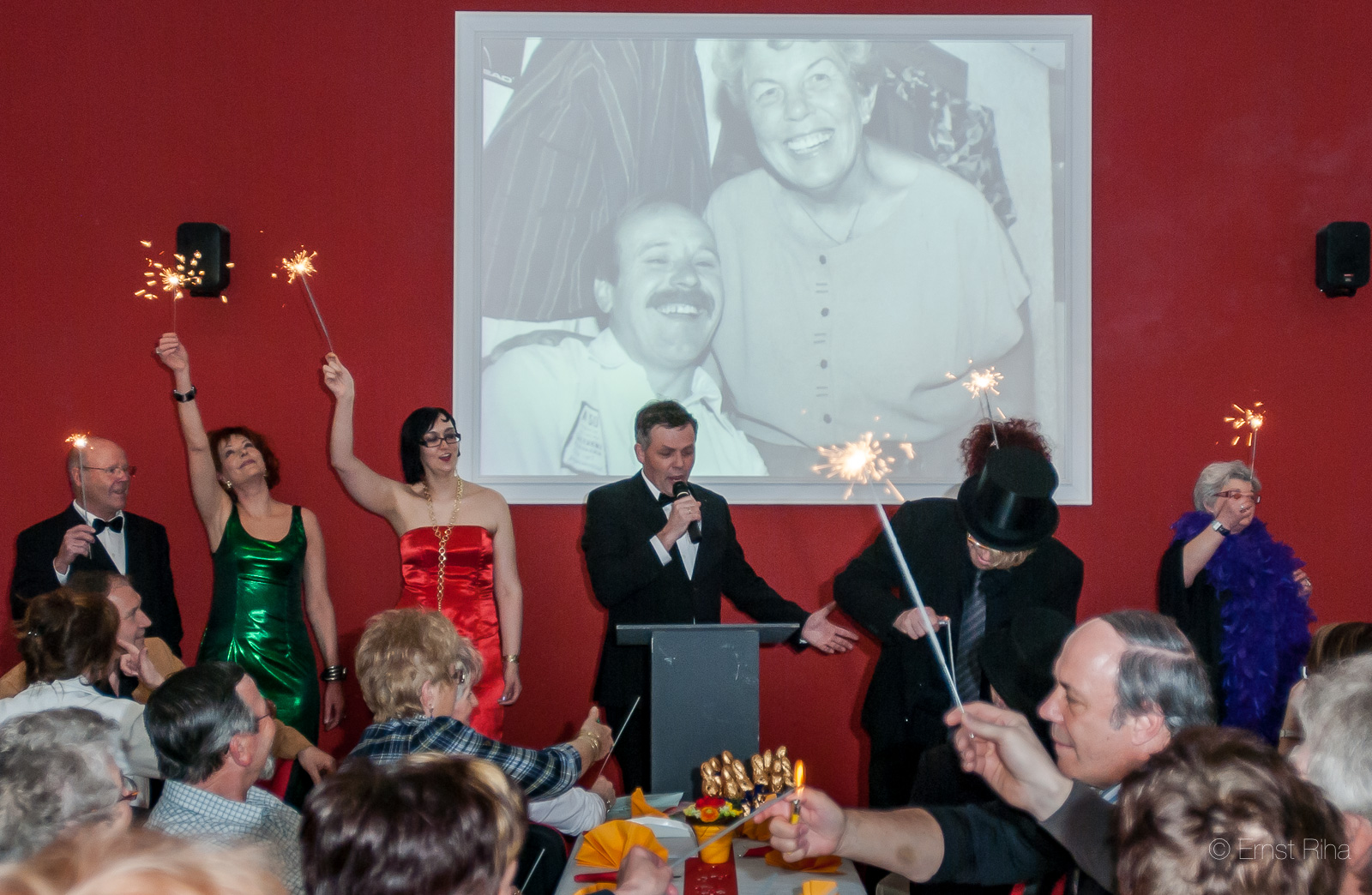 Geburtstag Heini 2010